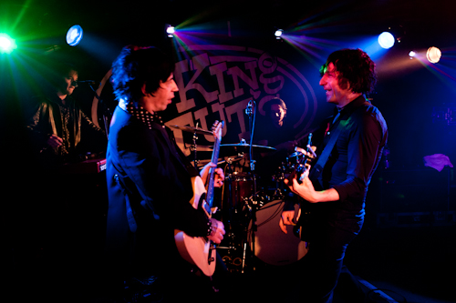 Jesse Malin Live in Glasgow
