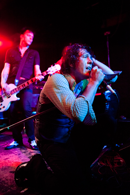 Jim Jones Revue Live in Newcastle