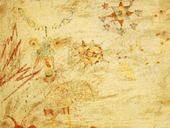 Julian Lennon's Drawing of Lucy in the Sky With Diamonds