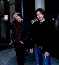 Marah's Dave & Serge Bielanko