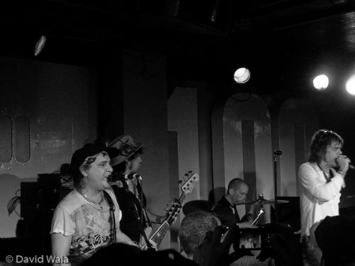 New York Dolls at the 100 Club, London