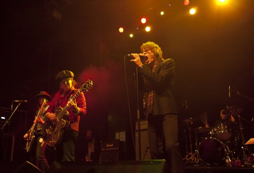New York Dolls in Edinburgh