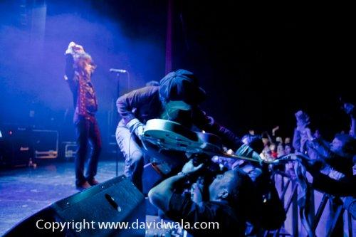New York Dolls in Edinburgh