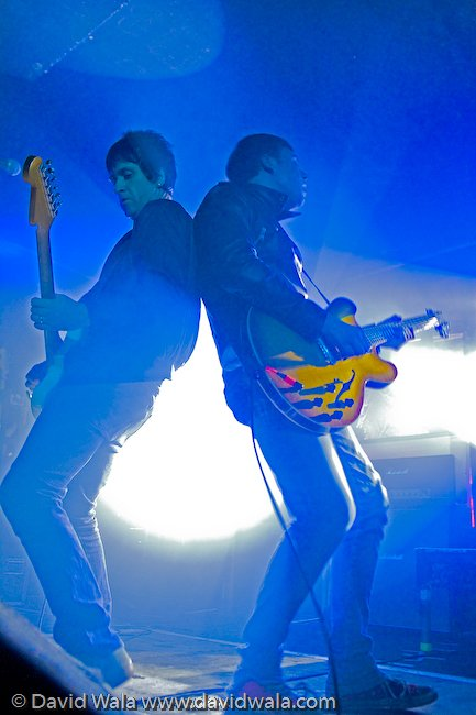 The Cribs with Johnny Marr Live in Newcastle