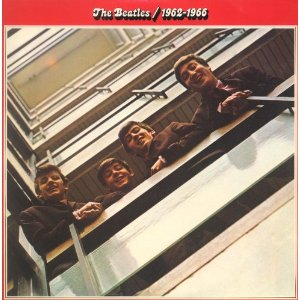 The Beatles - 1962-1966 (Red) Remastered