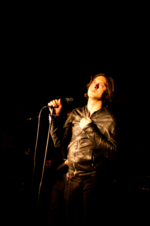 Carl Barat Live in Newcastle