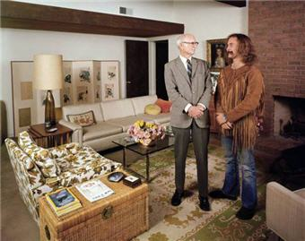 David Crosby and Dad