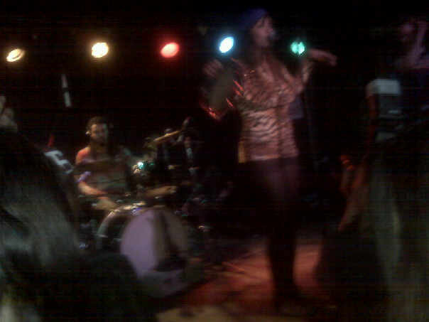 cubicCubic Zirconia at Mercury Lounge
