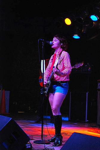 Dressy Bessy at the Bottom Lounge