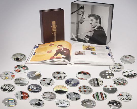Complete Elvis Presley Masters