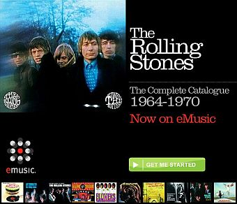 The Rolling Stones, MP3 Music Download at eMusic