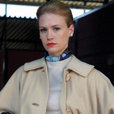 Mad Men - Betsy Draper played by January Jones