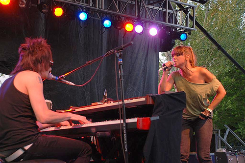 Pitchfork 2007: Cat Power