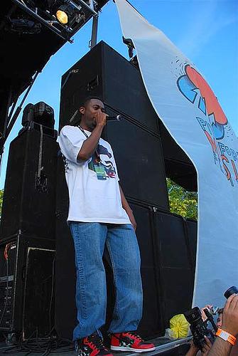 Pitchfork 2007: GZA