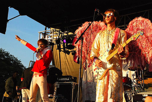 Pitchfork 2007: Of Montreal