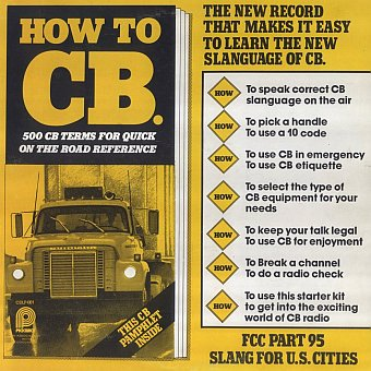 How To CB