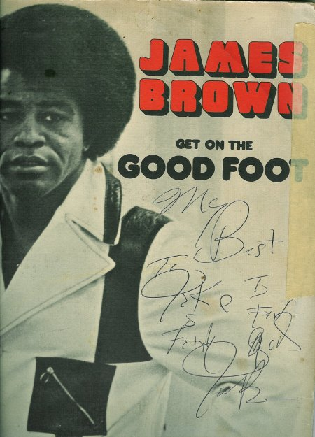 My Best To Jake and Family - I Feel Good - James Brown