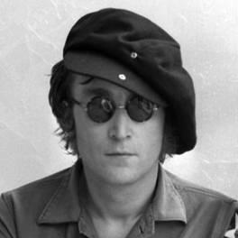 John Lennon by Iain Macmillan