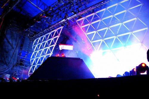 Lollapalooza 2007: Daft Punk