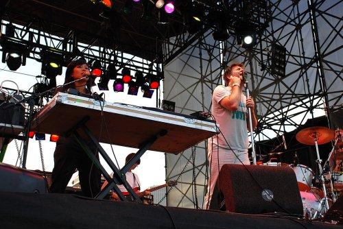Lollapalooza 2007: LCD Soundsystem