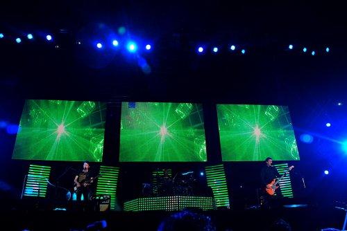 Lollapalooza 2007: Muse