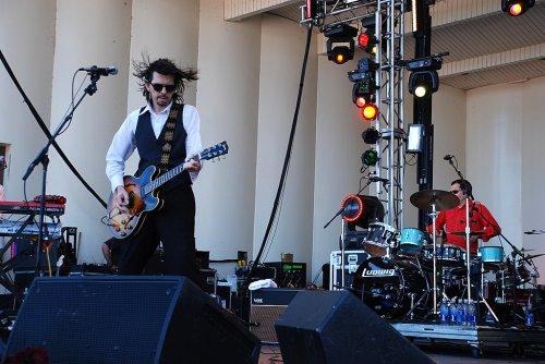Lollapalooza 2007: Sparklehorse