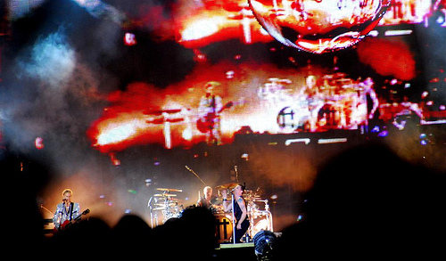 Lollapalooza 2009: Depeche Mode