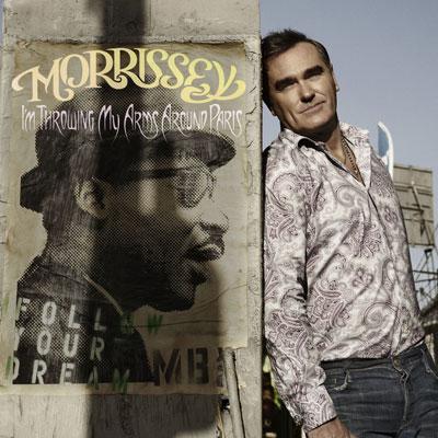 Morrissey - I'm Throwing My Arms Around Paris