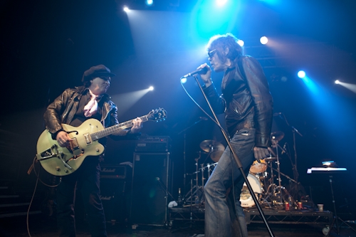 New York Dolls Live in London