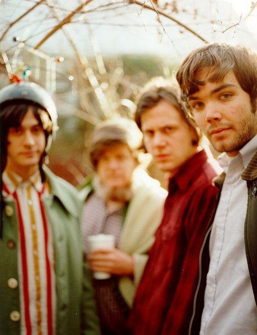 Neutral Milk Hotel - photo by Will Westbrook