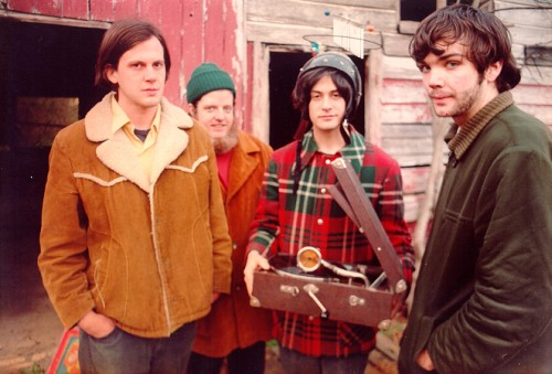 Neutral Milk Hotel by Will Westbrook