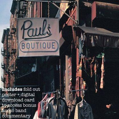 Paul's Boutique (20th Anniversary Edition) [ORIGINAL RECORDING REMASTERED]