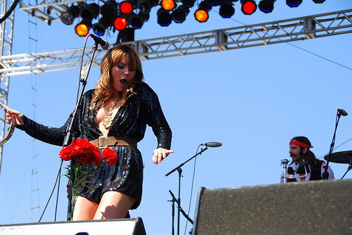 Grace Potter and the Nocturals at Rothbury