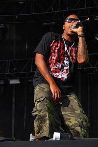 Nas at Rothbury 2009