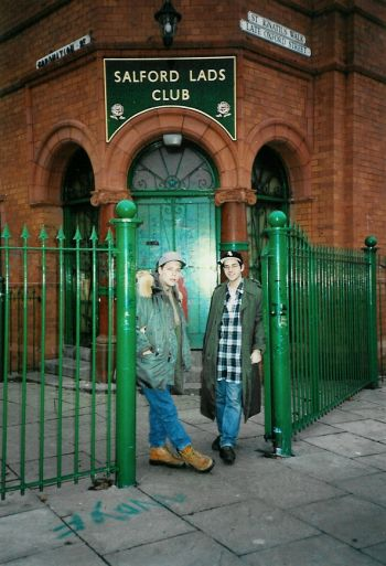 The Salford Lads Club, Manchester