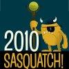 Sasquatch Festival 2010