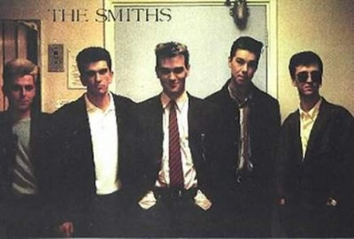 I bought this poster before I'd ever seen any other photo of the Smiths.