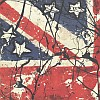 John Squire, Waterfall (detail), 1988, oil on canvas