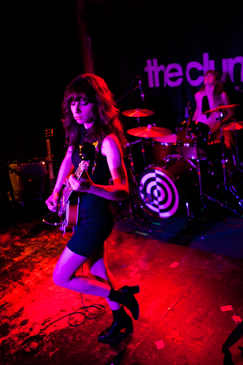 The Like Live in Newcastle