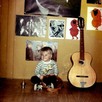 Two-year-old Kurt