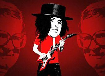 """""""Weird Al"""" Yankovic - CNR"""